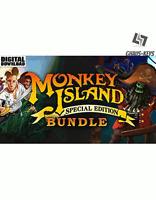 Monkey Island Special Edition Bundle STEAM Download Key Code Neu [Blitzversand]