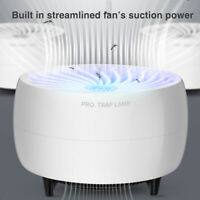 Electric Mosquito Killer Lamp Insect Zapper Inhaled USB Fly Bug Pest Trap Killer