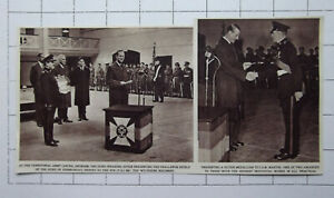 1960 SWINDON The Territorial Army Centre Prince Philip The Wiltshire Regiment