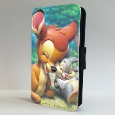 Bambi Thumper Disney Friends FLIP PHONE CASE COVER for IPHONE SAMSUNG
