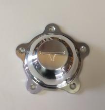 American Racing Wheels Custom Milled Center Caps Torque Thrust,Salt Flat,Hopster
