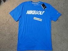 NWT Nike Golf Dri Fit Camo Slim Fit Shirt Sz M 100% Authentic TW 716983 406