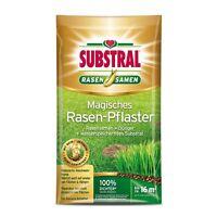 Substral Magisches Rasen-Pflaster 3,6kg Nachsaatrasen Rasensamen Rasen Neuansaat