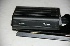 Telex B-1000 1 Ch belt pack w/call light
