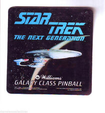 Williams STAR TREK The Next Generation Original NOS Pinball Machine Promo Item