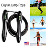Digital Counting Jump Rope Electronic Calorie Fitness Wireless Skipping Rope