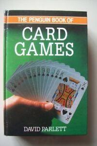 The Penguin Book of Card Games-David Parlett, 9781850512219