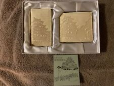 Himeji White Fish Leather Made In Japan Folded Wallet /Card Case- No Reserve