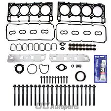 Fit 03-08 Chrysler Dodge Jeep 5.7L HEMI OHV Head Gasket Head Bolts Set VIN 2 D H