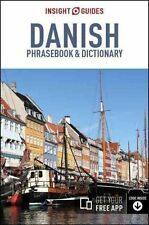 Insight Guides Phrasebook: Danish by APA Publications Limited (Paperback, 2016)