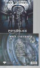 CD--PSYCHOLIES--INNER LABYRINTH