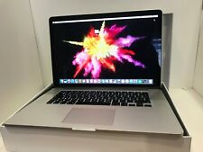 "Apple Macbook Pro Retina 15"" 2015 Intel Core i7 16GB    2,2GHz TOP ZUSTAND OVP"
