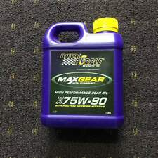 SALE- Royal Purple 75w-90 high performance gear oil 1L