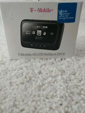 T-Mobile ZTE MF915 150Mbps WiFi 4G LTE Broadband Hotspot **EXCELLENT**