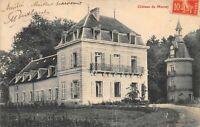 Château de MERCEY - (S et L)