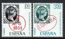 Sellos en español - 1969 día mundial del sello conjunto de 2 En Perfecto Estado