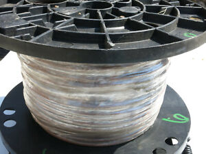 250ft Brown 6AWG THHN 19 Stranded Building Wire On Spool - Encore Wire