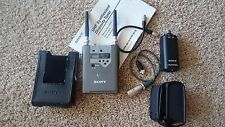 Sony  Wireless MIC System WRR-861B(66-69) & Sony WRT-808B(68)
