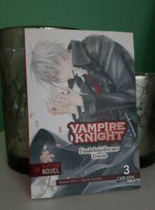 MANGA - Vampire Knight Novel 3 rar