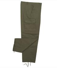 OD French Combat Suit BDU Pants XL - NEW