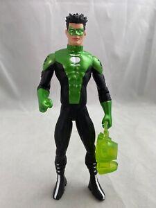 VTG DC Comics Direct Kyle Rayner GREEN LANTERN Action Figure LOOSE JLA Jim Lee