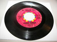 Freddy Cannon Abigail Beecher / All American Girl 45 VG Warner Bros 5409 1964
