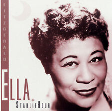 Ella Fitzgerald - Starlit Hour 2002 (SEALED Audio CD)
