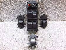 1998 2002 Honda Accord CL1 CH9 Euro R Sir 4door Power Window Switch Set JDM OEM
