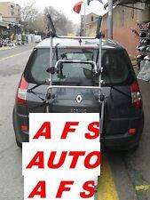 PORTABICI POSTERIORE AFS X 3 BICI  PER RENAULT SCENIC MADE IN  ITALY