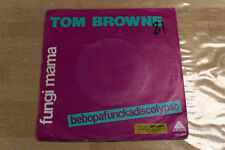 tom browne - bebopafunckadiscolypso   45t
