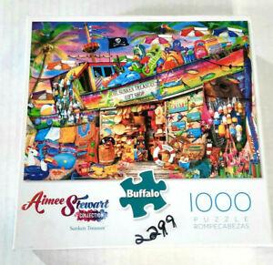 Buffalo Aimee Stewart Collection Sunken Treasure Jigsaw Puzzle 1000 Pieces