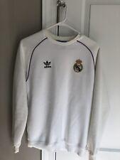 RARE Adidas Real Madrid Pullover - SMALL (BQ3220)