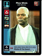 STAR WARS YOUNG JEDI REFLECTIONS SUPER RARE MACE WINDU, JEDI WARRIOR