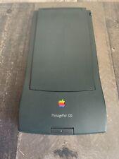 Vintage Green Apple Newton MessagePad 120 PDA H0131 ~ de trabajo