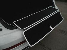 Kofferraummatte für Jaguar F-Pace X761 + Ladekantenschutz Laderaummatte Velours