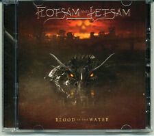 FLOTSAM AND JETSAMBlood In The Water CD Album