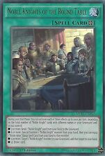 YU-GI-OH CARD: NOBLE KNIGHTS OF THE ROUND TABLE - ULTRA RARE - MP15-EN052 1st ED