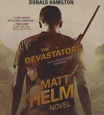 Matt Helm: The Devastators Vol. 9 by Donald Hamilton (2015, CD)