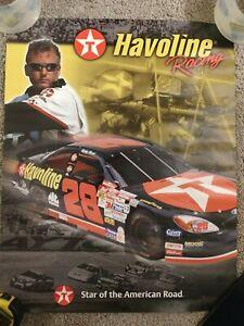 Texaco Havoline Racing Star of the American Road Ricky Rudd 16x20 Nascar Poster