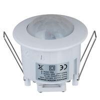 Lampada Faretto  LED da Parete Con Sensore di Movimento Luce d'Emergenza Notte