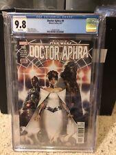 Star Wars Doctor Aphra #9 9.8 CGC