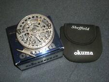 Okuma Sheffield Centrepin Reel Fishing tackle