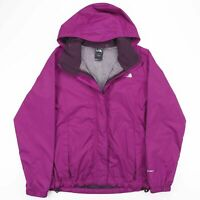 Vintage THE NORTH FACE Purple Hood Lightweight Outdoor Jacket Womens Size Large
