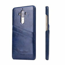 Glossy Card Pocket Fitted Cases for Huawei Mobile Phones