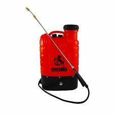 Ausonia Pompa Irroratrice a Batteria 16L - Rossa