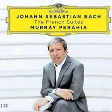 Murray Perahia - Johann Sebastian Bach: The French Suites (NEW 2CD)