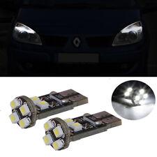2 ampoules LED éclairage blanc Feux de position pour Renault Espace Grand Espace