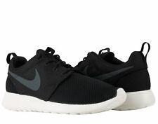 Men's Nike Roshe One Black/Anthracite Sizes 8-13New In Box 511881-010