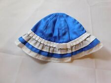 The Children's Place Baby Girl's Bucket Hat Size Variations Blue White NWT