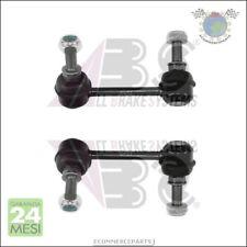 Kit Tiranti barra stabilizzatrice Dx+Sx Abs NISSAN MAXIMA 300 #f9